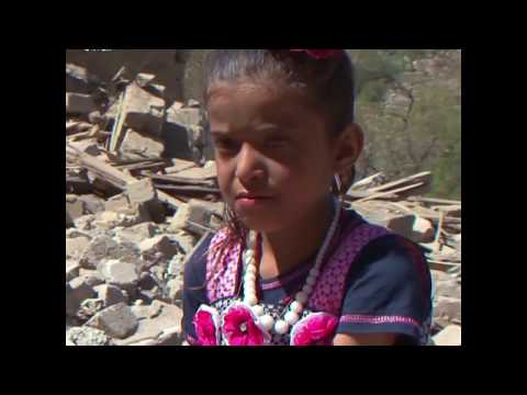 One of several victims of US-Saudi Coalition crimes in Yemen
