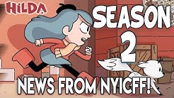 Hilda SEASON 2 Episodes 1 & 2 Review! NEW Info From NYICFF Screening