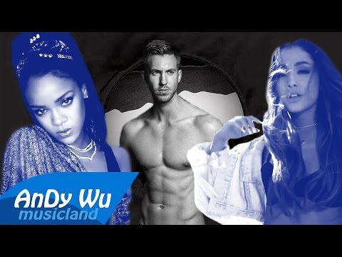 Calvin Harris, Rihanna, Ariana Grande - This Is What You Came For / Into You
