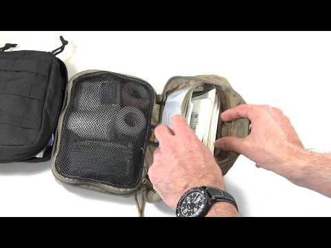 IFAK  - Individual First Aid Kit -- Voodoo Tactical vs Maxpedition