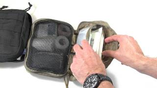 IFAK  - Individual First Aid Kit -- Voodoo Tactical vs Maxpedition