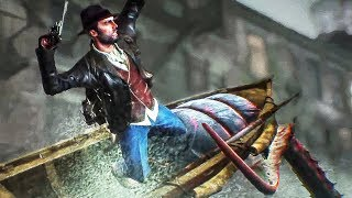 THE SINKING CITY Gameplay Demo (Cthulhu Game 2018)
