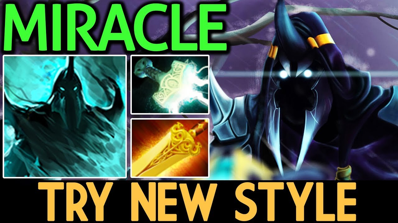 Miracle Abaddon Try New Style Carry