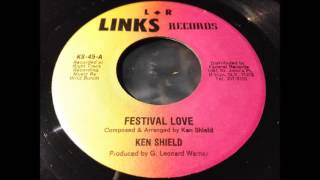 Ken Shield & Wild Bunch - Festival Love - RARE US ROOTS!