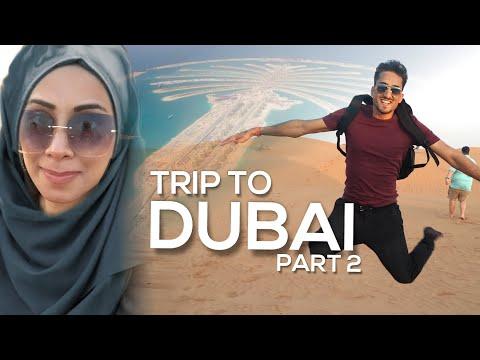 Dubai vlog | Part 2 | Couple Travel Vlog | 2019