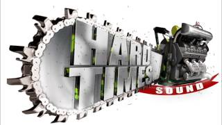 Ward21 - Gully Gun [Sidewalk University Riddim] - Hard Times Sound (Dubplate)