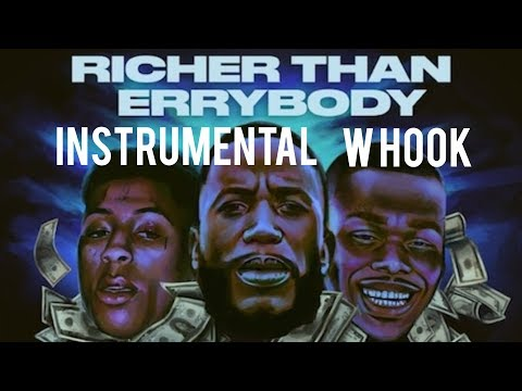 Gucci Mane – Richer Than Errybody (Instrumental With hook)