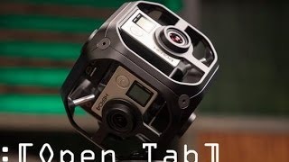 Shooting in 360: GoPro rigs to immersive iPhone cameras (Open_Tab)