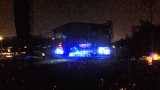The Cure - Plainsong / The Same Deep Water as You (Foro Sol, México DF)