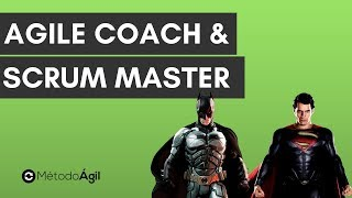 dffierence between scrum master and agile coach