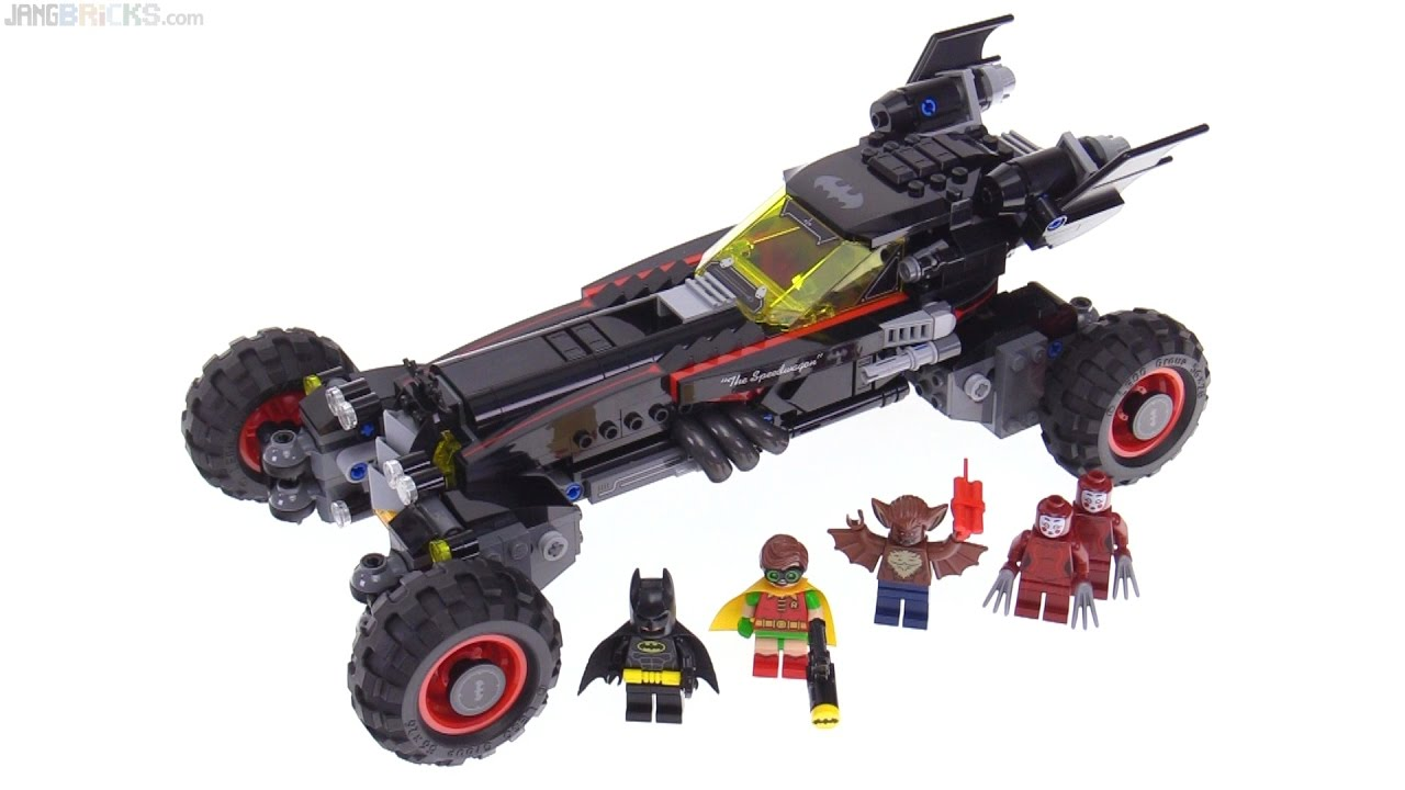 lego batman movie batmobile review 70905 youtube