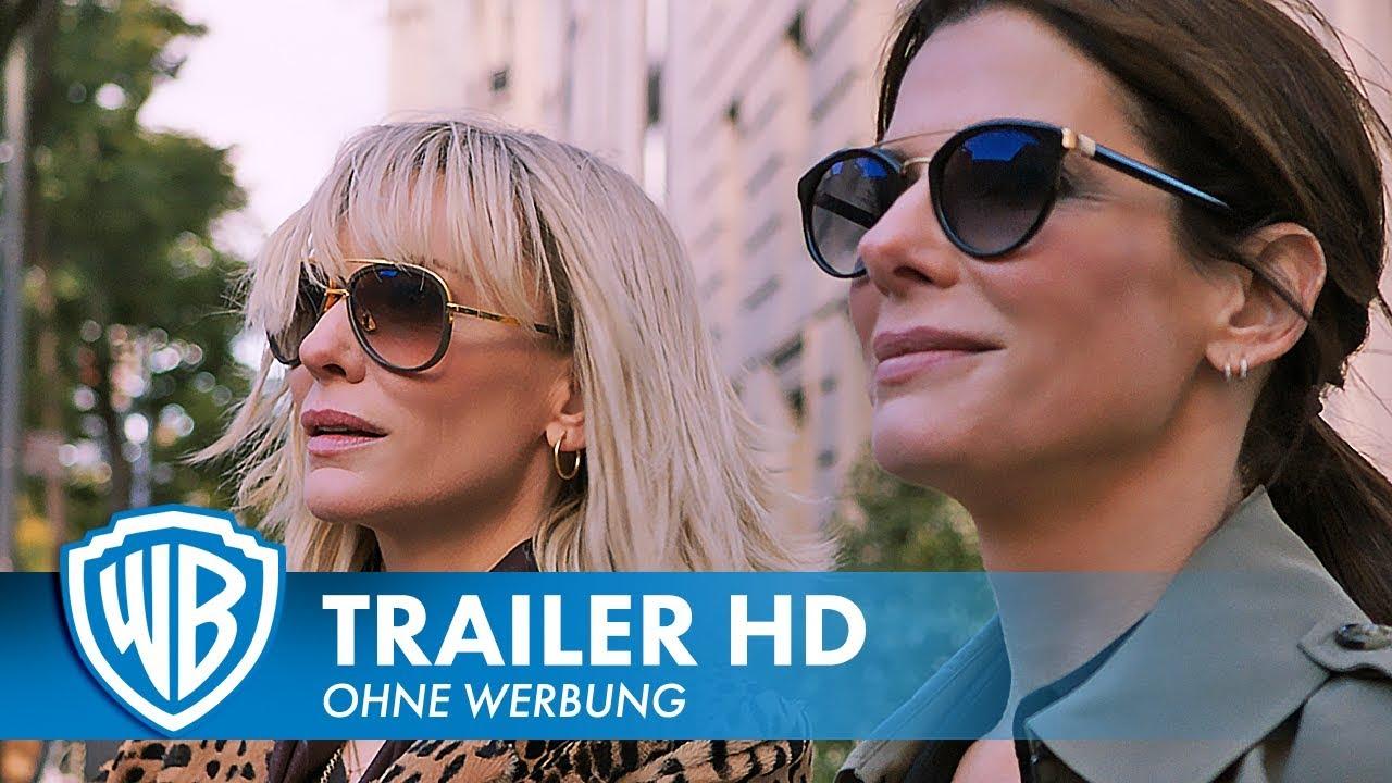 OCEAN'S 8 - Offizieller Trailer Deutsch HD German (2018)