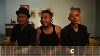 Endank Soekamti - Terimakasih (Official Karaoke Video)