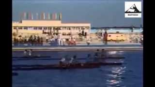 1980 Moscow Olympic Games, Canoeing Mens C2 500m Final HD