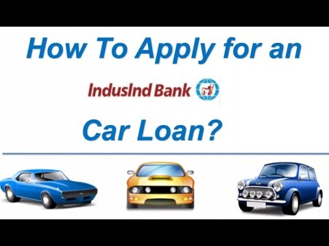 how to get a car loan online