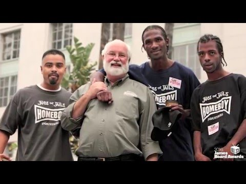 2016 JBF Awards: Father Gregory Boyle, Humanitarian of the Year