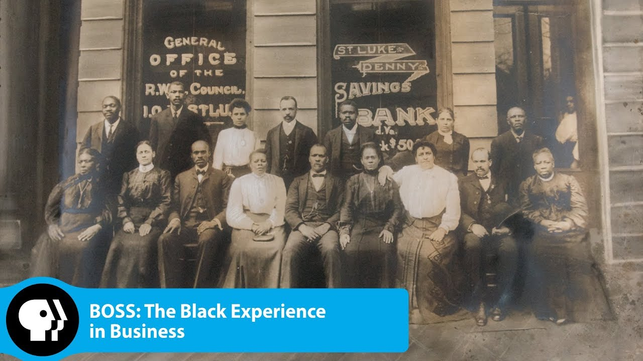 Official Trailer | BOSS: The Black Experience in Business | PBS