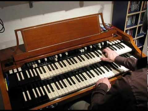 Sylvia Focus cover (Hammond Organ)
