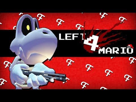 L4D2: Super Mario Koopa Zombies! (Left 4 Dead 2 - Comedy Gaming)