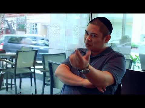 Asian guy from the Philippines converted to Orthodox Judaism