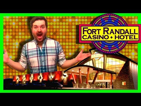 Let's WIN BIG on Some RARE Slot Machines At FORT RANDALL CASINO With SDGuy1234