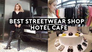 Best Korean Streetwear Select Shop!!!!🔥Hongdae Hotel Cafe, Events | DTV #104