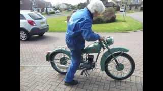 bsa bantam 125 classic bike repairs glasgow