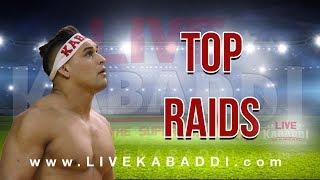 Jairo Chavez - Mexican Kabaddi Player - Top Raids