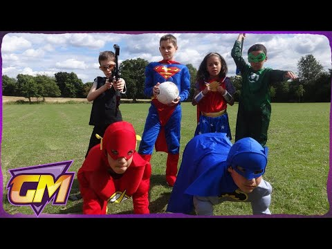 Thumbnail: The Super Hero Olympics