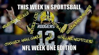 This Week in Sportsball: NFL Week One Edition (2018)