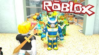 ROBLOX: Deathrun - Continua a correre e non guardare indietro!!! [Xbox One Gameplay, Procedura dettagliata]