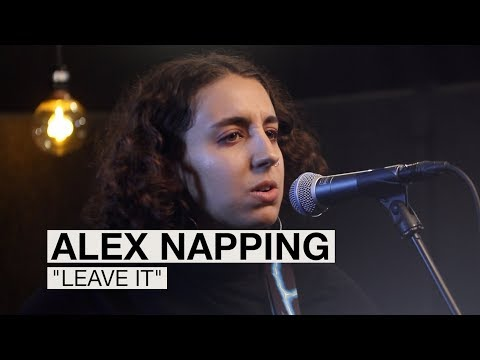 Alex Napping -
