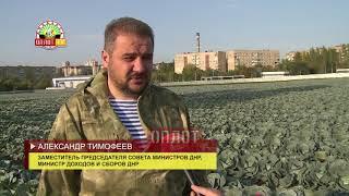 • Продовольственная безопасность ДНР