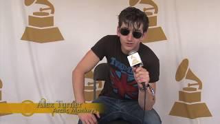 Alex Turner introducing himself YouTube Videos