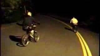 Zoobomb helmet camera footage