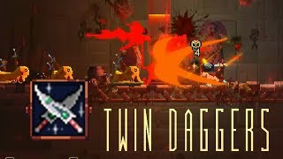 Dead Cells - Twin Daggers (level 1) only run