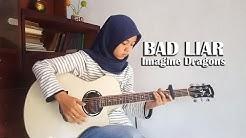 Imagine Dragons - Bad Liar | Fingerstyle Guitar Cover by Lifa Latifah