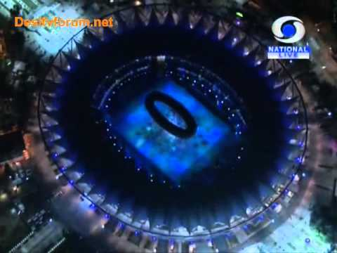 Commonwealth Games Delhi 2010 Closing Ceremony concert..