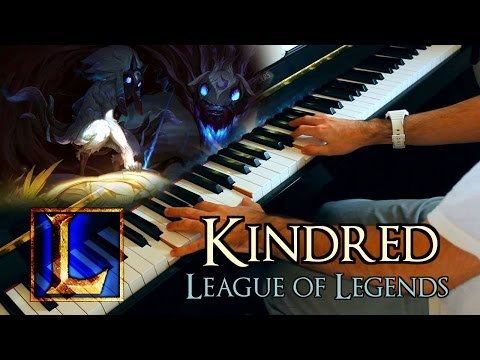 🎵 Kindred (League of Legends) ~ Piano cover w/ Sheet music!