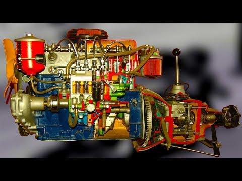 История дизельного двигателя, почему дизель экономичнее бензинового