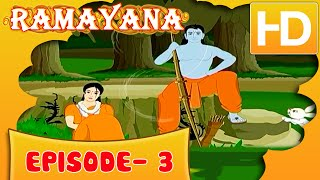 Ramayan Short Story For Kids |  Ramayan in Hindi | Animated Cartoon Story For Kids Ep 3 | Kahaniyaan
