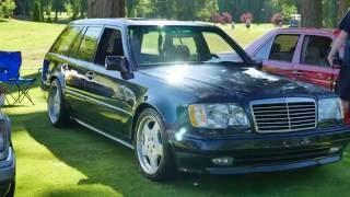 Mercedes Benz Car Club, Seattle Chapter Car Show August 2016