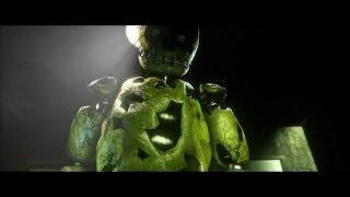Клип 5 ночей с Фредди ''Я МОНСТЕР''Music video