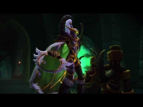 Latinos Gamer's World Of Wrcraft Intro Legion