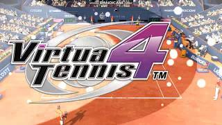 Virtua tennis 4! nadal vs djokovic! BEST GAME EVER!!