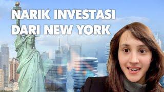 Tsamara Amany Alatas: NARIK INVESTASI DARI NEW YORK