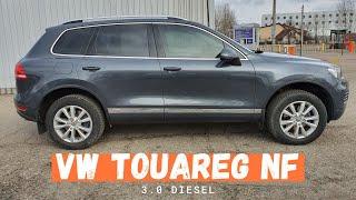 Лучший в классе: Volkswagen Touareg NF: как выглядит б/у, цена, слабые места. Автоподбор Украина