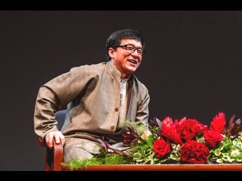In Conversation With Movie Legend Jackie Chan