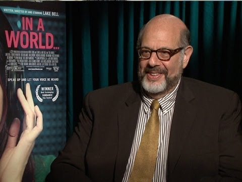 Fred Melamed Talks 'In a World...'