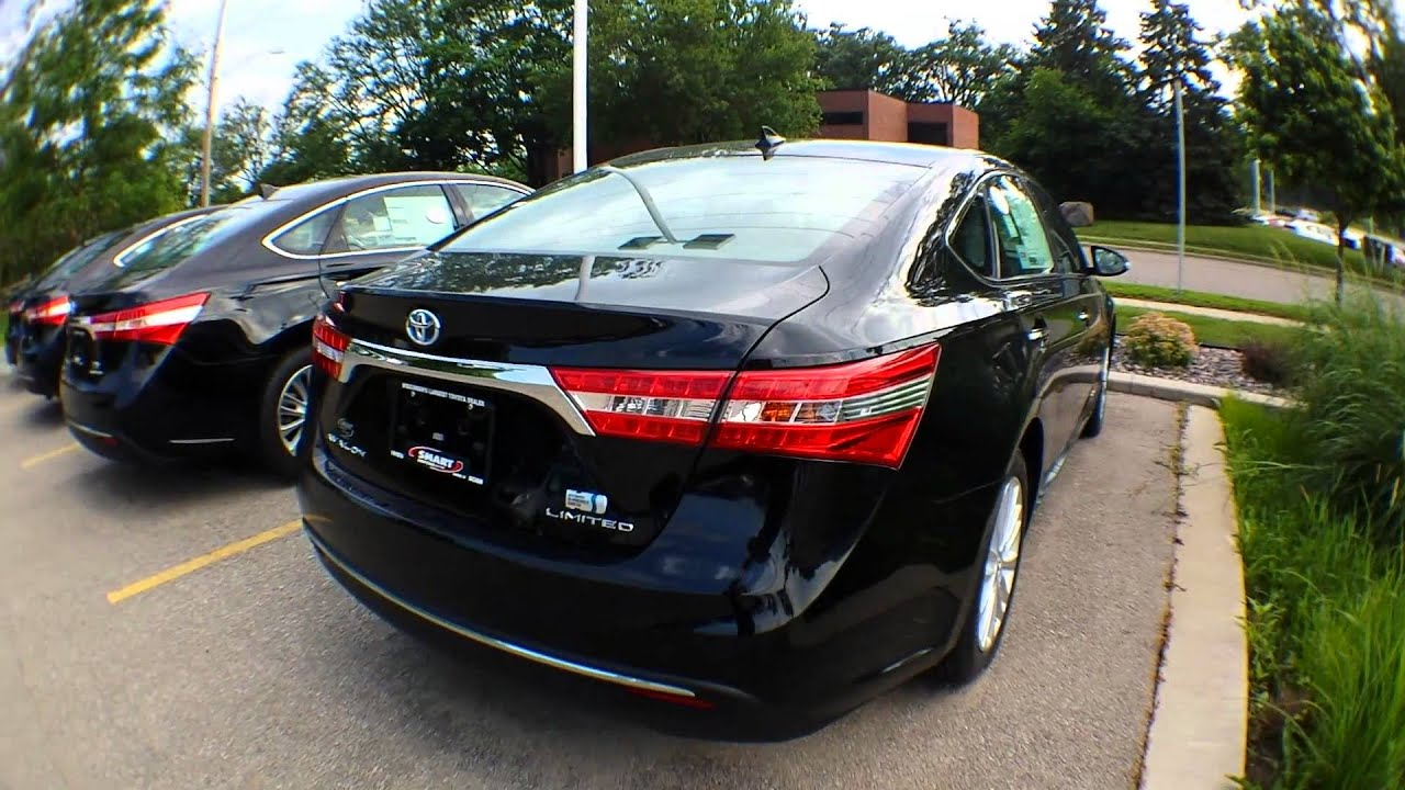 2014 Toyota Avalon For Sale Madison Wisconsin Youtube